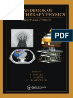 1 Handbook of Radiotherapy Physics Theory and Practice