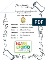 II Juegos Bolivarianos