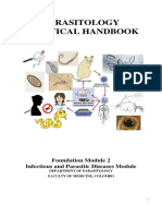 Parasitology Practical Handbook