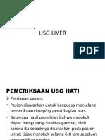 Usg Liver&Pankreas Mona