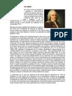 Biografía de Carlos Linneo