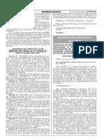 Ordenanza de beneficio no tributario para infracciones al tránsito y transporte e internamiento de vehículo en el depósito municipal vehicular de la Municipalidad provincial de Cañete