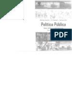 Política Pública, Seus Ciclos e Subsistemas - Howlett e Ramesh