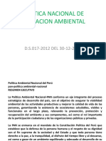 Politica Ambiental Microsoft Powerpoint (1)