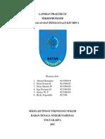 Laporan Praktikum Mikroprosesor (Pengenalan Dan Penggunaan Kit Mpf-1)