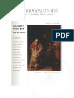 Conversations Journal Issue 1 2