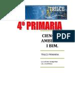 Ciencia y Ambiente 4to de Primaria