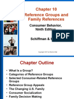 referene Group and Family Reference