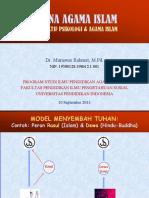 PsiAGAMA - PRESENTASI_MaknaAGAMAperspektifPsikologi (MunawarRahmat, 10Sep2013)