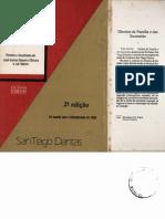 Livro San Thiago Dantas