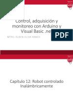 Control y Monitoreo Arduino y VB.NET