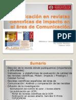 2014-02-25-Publicacion en Revistas Cientificas de Impacto-Febrero2014