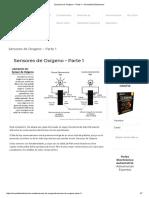 Sensores de Oxígeno – Parte 1 – Encendido Electronico