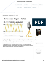 Sensores de Oxígeno – Parte 2 – Encendido Electronico