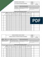 Formato y Acta de Entrega de Epp Dotacion Inspeccion