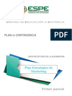 Plan Estrategico de Mrketing