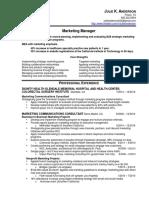 Julie K Anderson Marketing Manager Resume.docx