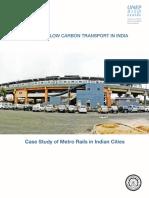 Case Study of Metro Final