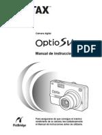 Camara Fotografica PENTAX Optio SV (1)