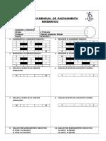 Examwenes de Primaria