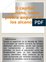 El Capital Humano (1)