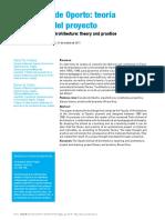 teoria y practica del proyecto