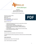 UT Dallas Syllabus for ims6351.x11.10f taught by Francisco Szekely (fxs084000)