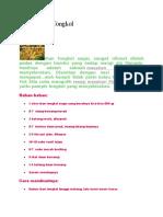 Pampis Ikan Tongkol