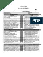 Copia de Check List Instalaciones