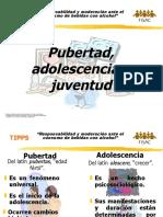 03 Pubertad, adolescencia, factores de riesgo y protección.pps