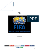 fifa marketing plan