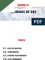 Presentacion Turbinas de Gas