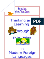Goldilocks Workbook