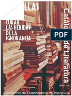 Tapa Catálogo