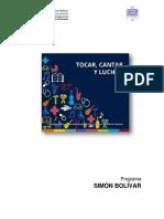 Programa Simon Bolivar 2017 (Contexto y Objetivos Académicos Referenciales)