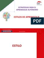 Estilos de Aprendizaje - Honey y Alonso (1)