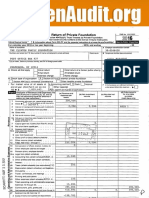 Clinton Family Foundation 2016 Form 990