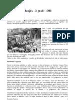 'Masakra e Bolonjës - 2 gusht 1980' nga Brunilda Ternova