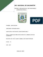 Word Campos Electricos Pulsados en La Preservacion de Alimentos