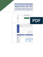 Mapa de Procesos Para Un Diagrama de Flujo de Funciones Cruzadas1