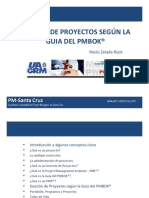 Presetnacion Pmi
