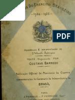 Uniformes do Exercito Brasileiro 1730-1922