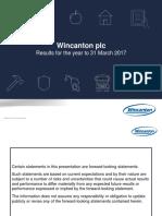 Wincanton plc 2017 Earnings Call May 17 2017.pdf
