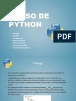 Curso de Python Clase 5