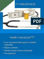 Health Insurance Presentation.(Fn-26)