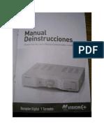 Manual Decodificador Mvision E+ 8085