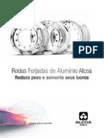 Catalogo Rodas de Aluminio Alcoa