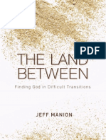 The Land Between by Jeff Manion, Excerpt