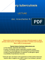 Lecture Primary Tuberculosis