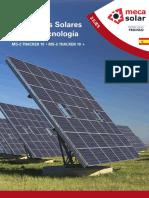 Informacion Sobre Ejes de Paneles Solares España